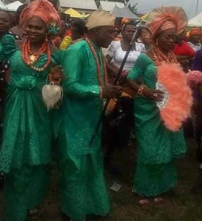 Man Marries Two Ladies