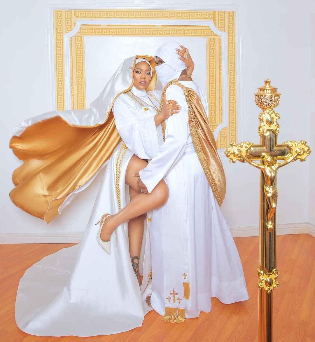 Toyin Lawani New Stunning Fashion Design Speaks Volume Online