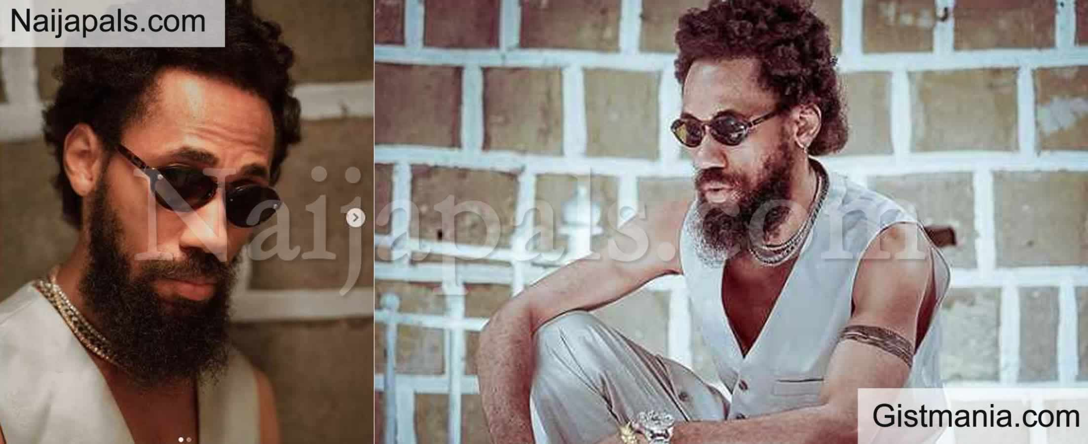 """<img alt='.' class='lazyload' data-src='https://img.gistmania.com/emot/comment.gif' /> <b>""""I Hope My Favorite Rapper Is Not Into Drugs?"""" - Fan Expresses Worry Over Phyno's New Look</b>"""