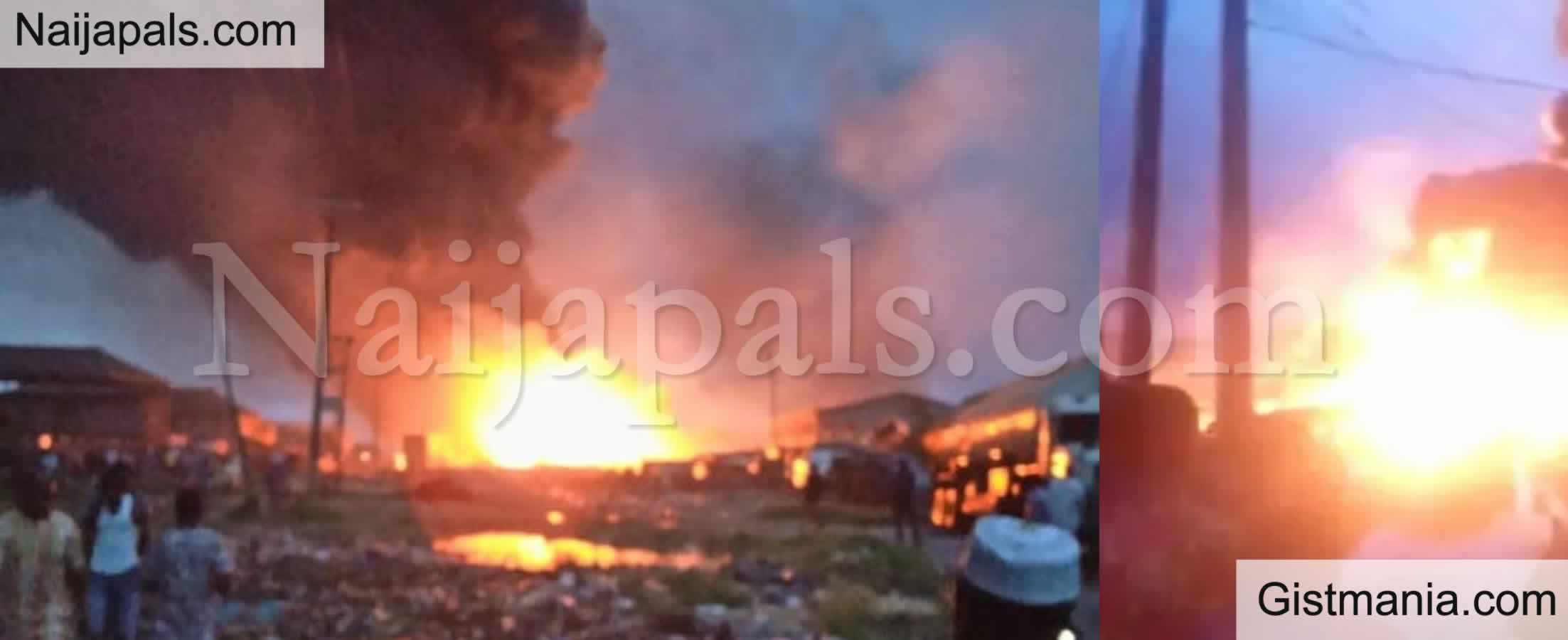 <img alt='.' class='lazyload' data-src='https://img.gistmania.com/emot/fire.gif' /> BREAKING: <b>How Infant & Three Others Die In A Gas Explosion In Ogun</b>