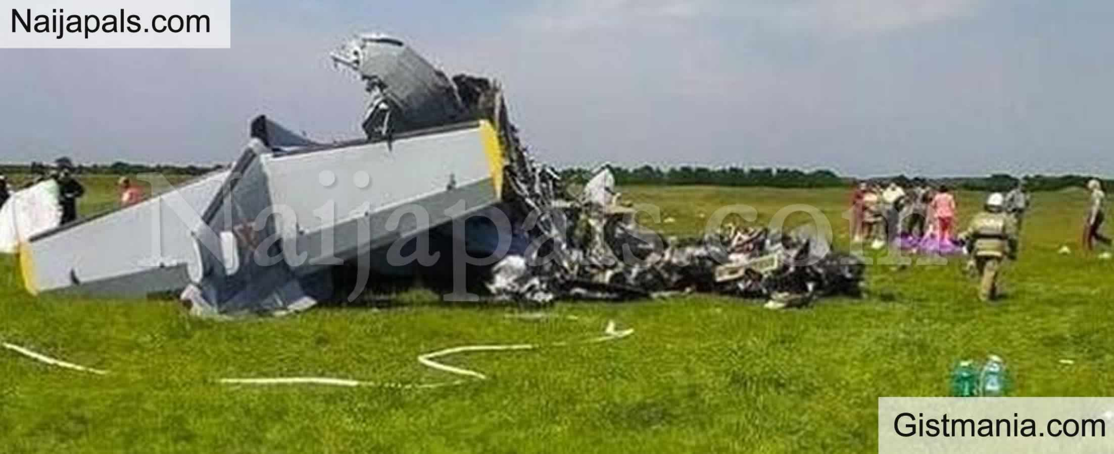 <img alt='.' class='lazyload' data-src='https://img.gistmania.com/emot/comment.gif' /> <b>Plane Crash Left Four Dead, Others Injured in Siberia, Russia</b>