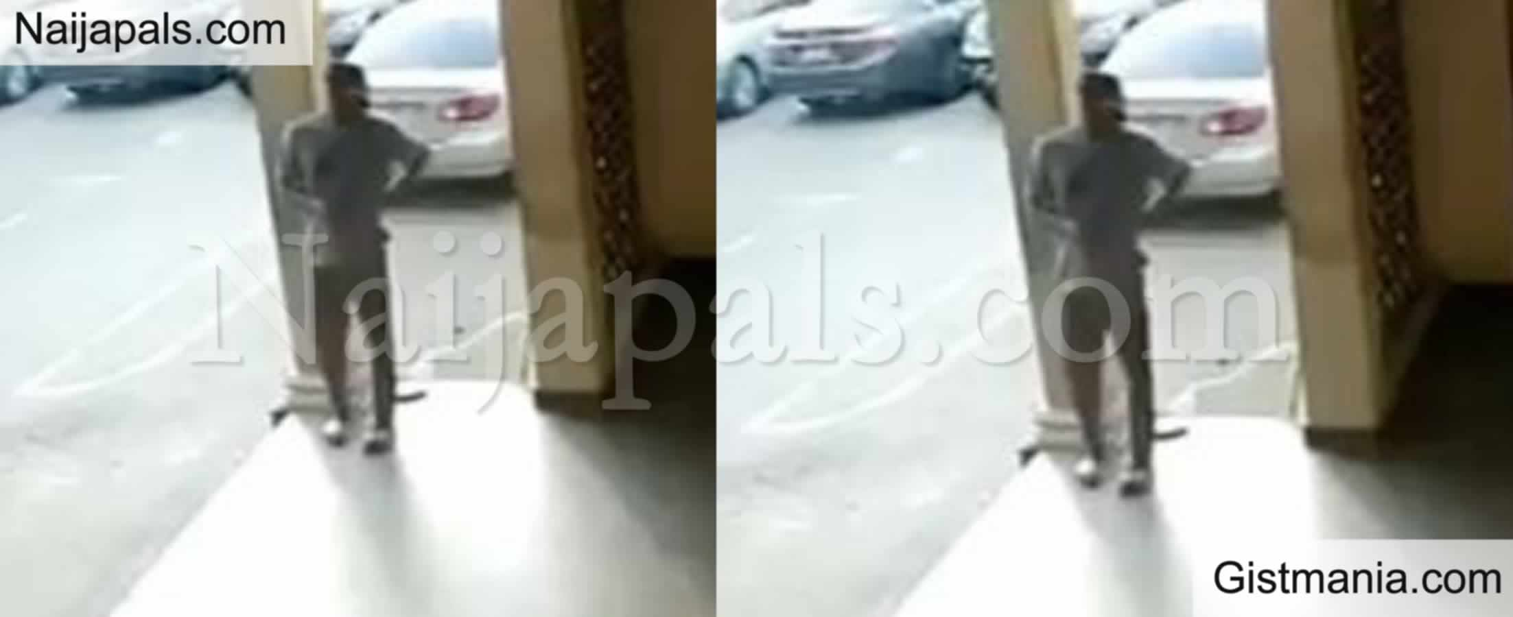 <img alt='.' class='lazyload' data-src='https://img.gistmania.com/emot/smh.gif' /> VIDEO: <b>Dismissed Police Corporal Caught On CCTV Stealing Phone </b>