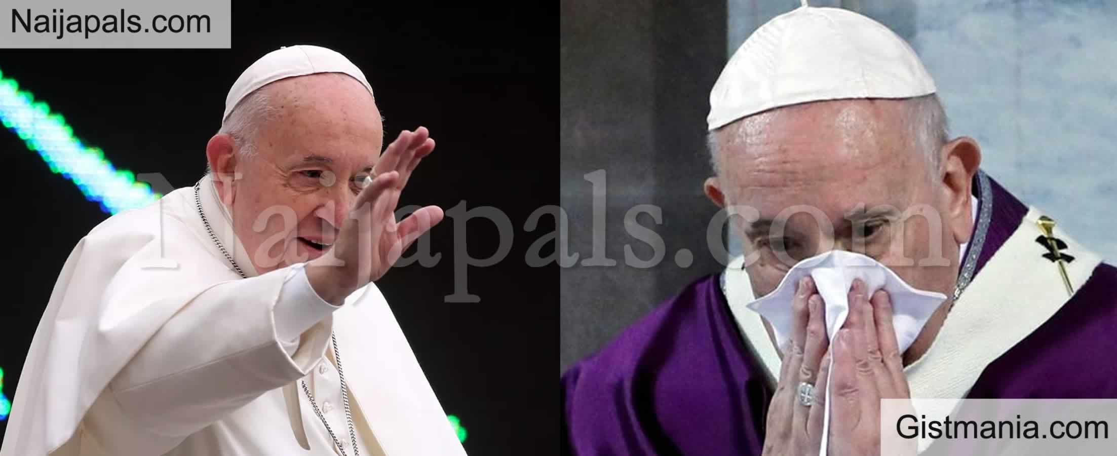 <img alt='.' class='lazyload' data-src='https://img.gistmania.com/emot/comment.gif' /> <b>Let's Pray For Nigeria - Pope Francis Urges The World To Pray On Behalf Of Nigeria</b>