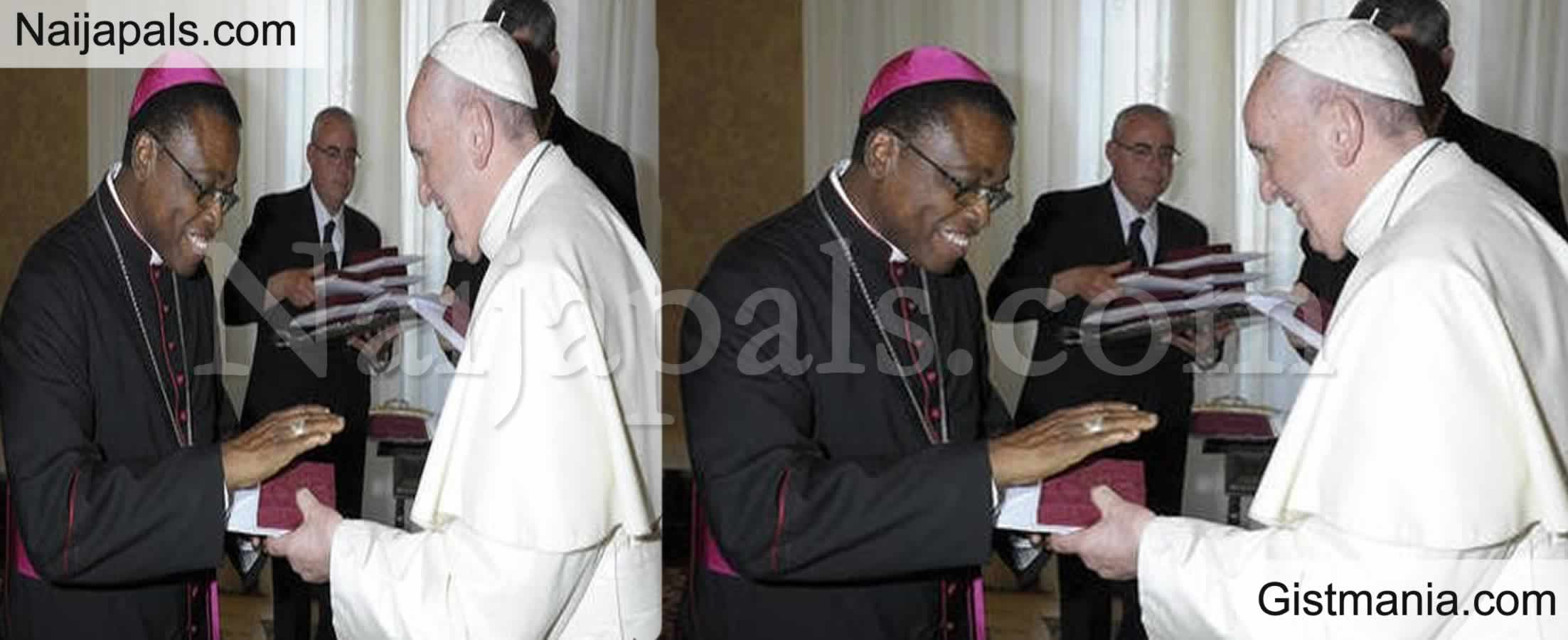 <img alt='.' class='lazyload' data-src='https://img.gistmania.com/emot/comment.gif' /> <b>Anambra Bishop,Denis Isizoh Appointed By Pope Francis Into Pontifical Council</b>