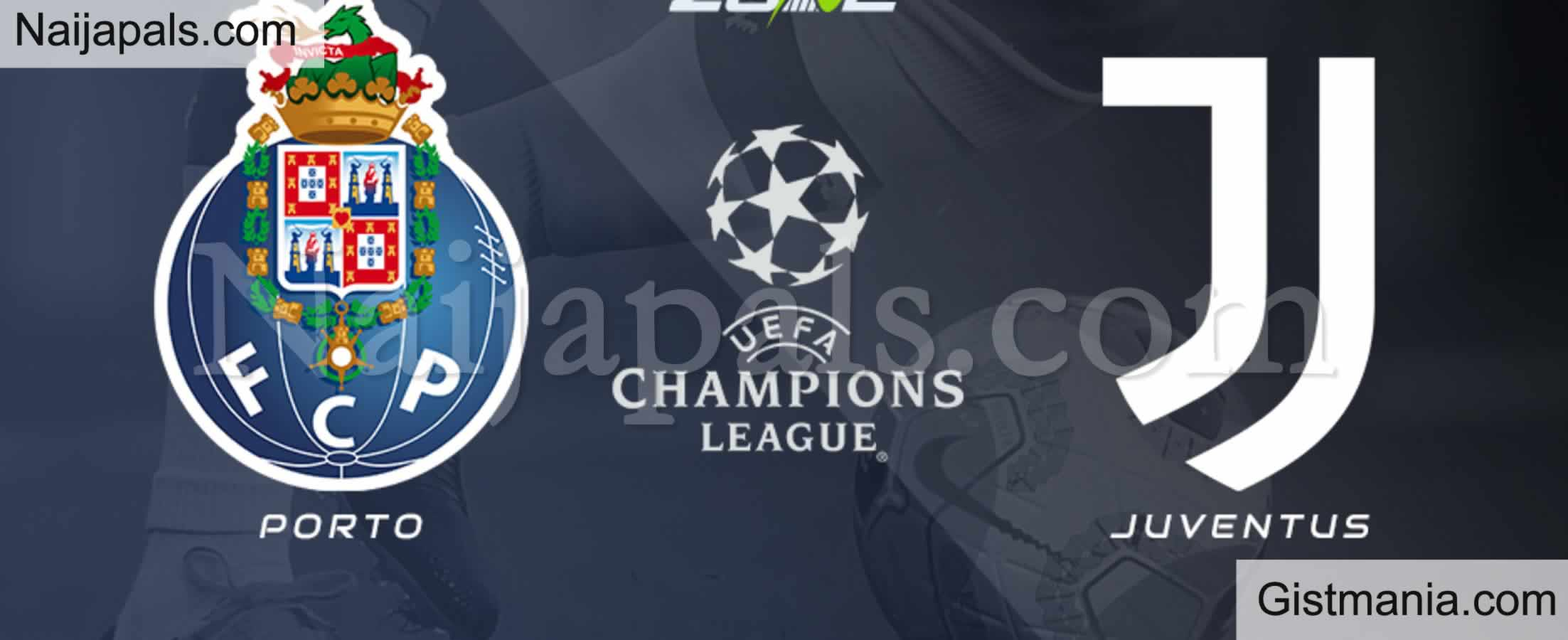 <img alt='.' class='lazyload' data-src='https://img.gistmania.com/emot/soccer.gif' /> <b>Juventus v Porto : UEFA Champions League Match, Team News, Goal Scorers and Stats</b>