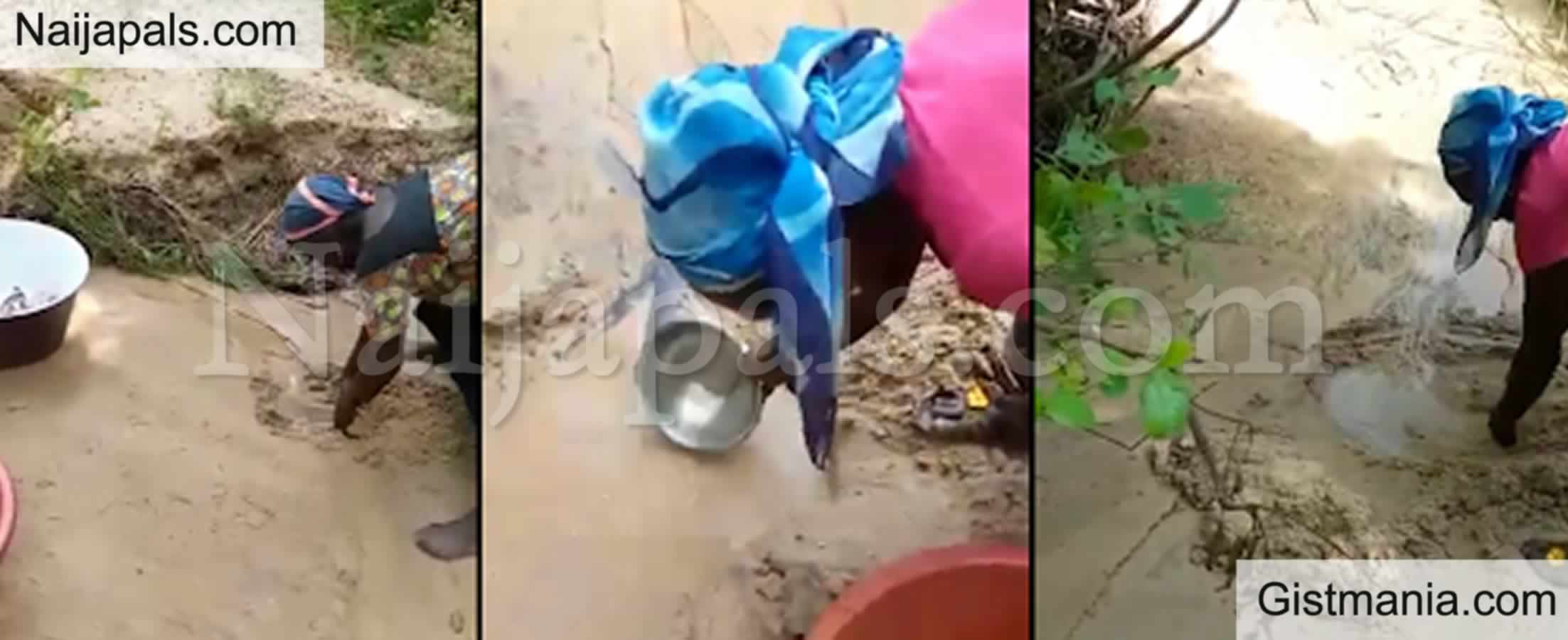 <img alt='.' class='lazyload' data-src='https://img.gistmania.com/emot/news.gif' /> <b>Kwara Govt. Finally Reacts To Video Claiming Residents Dig Up Soil To Get Water</b>