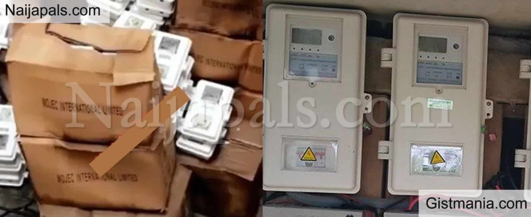 <img alt='.' class='lazyload' data-src='https://img.gistmania.com/emot/thumbs_down.gif' /> <b>Prepaid Meter Meant To Distributed For Free Left To Rot In The Rain At PHCN Office</b> (VIDEO)