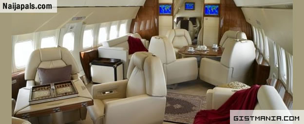 Top Ten Private Jets Owned By Richest Nigerians And How Much