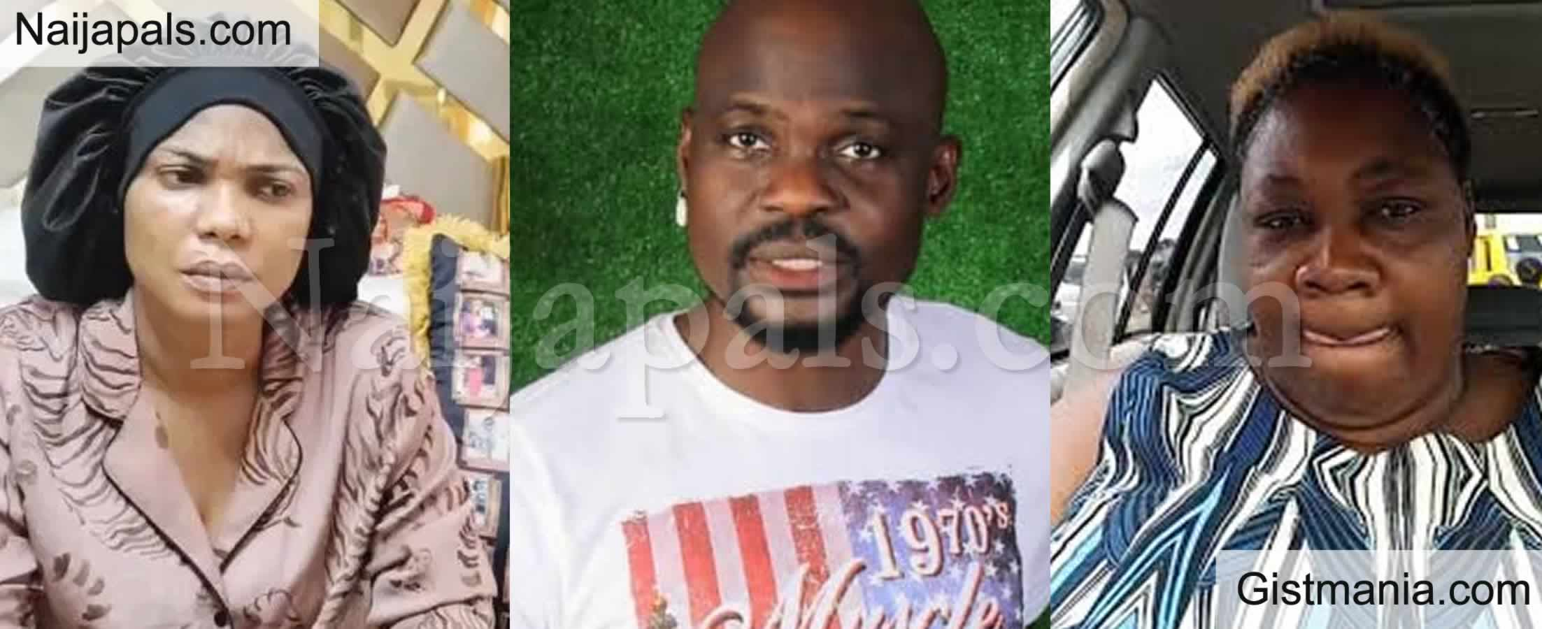 <img alt='.' class='lazyload' data-src='https://img.gistmania.com/emot/comment.gif' /> <b>Princess & Iyabo Ojo Are in Trouble If Baba Ijesha is Arraigned</b> - Another Twist to The Rap3 Saga