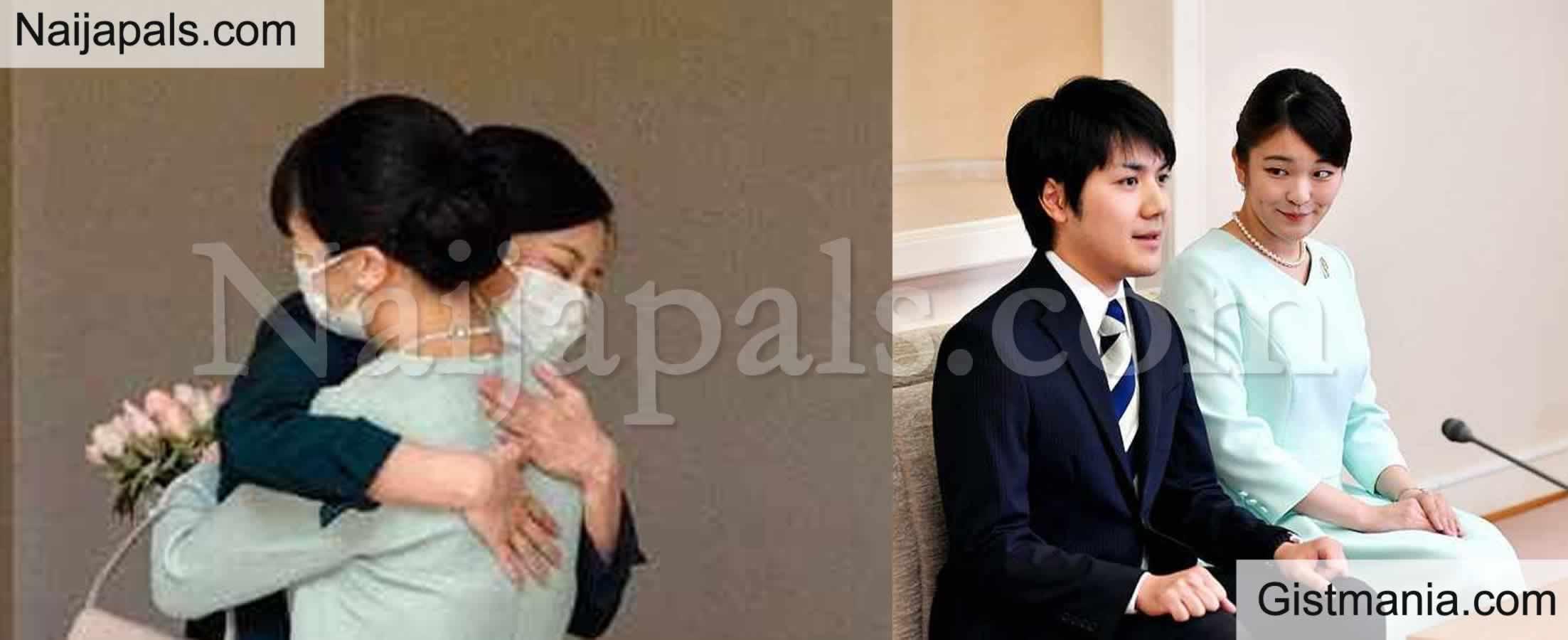 <img alt='.' class='lazyload' data-src='https://img.gistmania.com/emot/comment.gif' /> Photos: <b>Japan's Princess Mako Gives Up Her Royal Status To Marry Her Boyfriend, Kei Komuro</b>