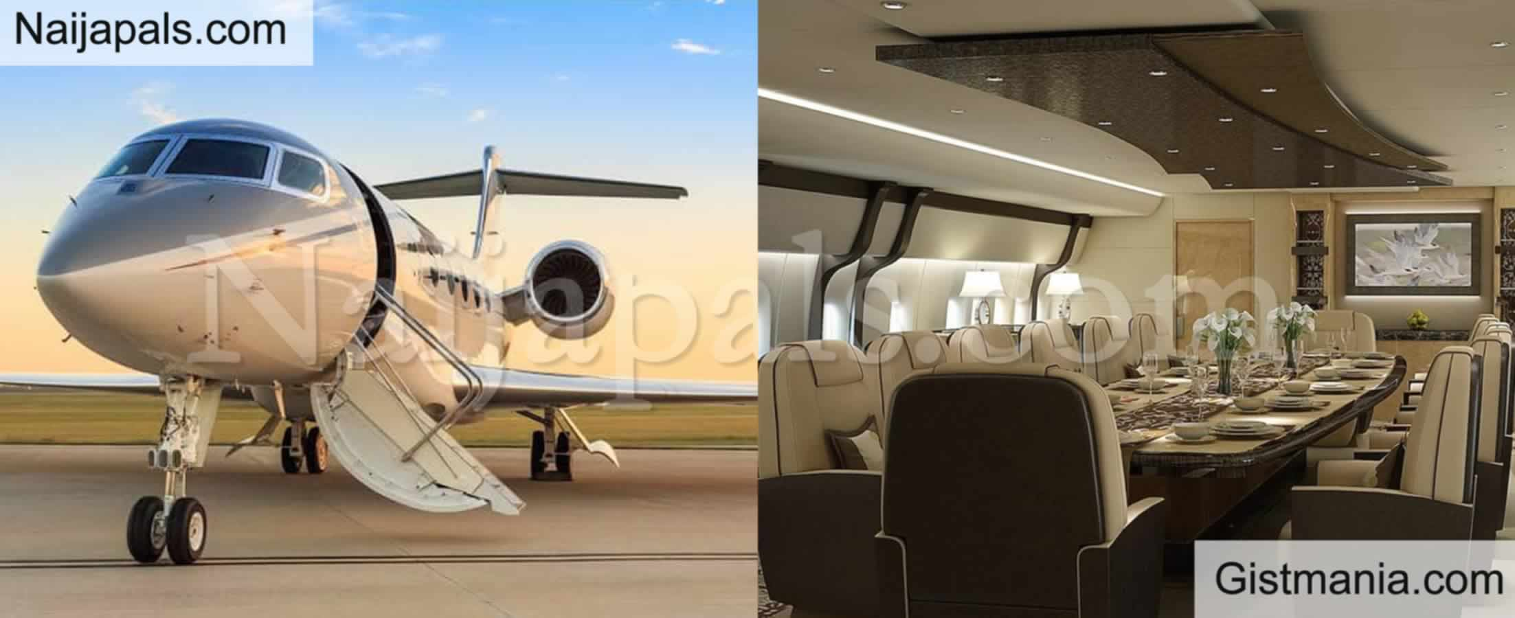 "<img alt='.' class='lazyload' data-src='https://img.gistmania.com/emot/photo.png' /> <b>""I Want To Own a Private Jet Before I Turn 50""</b> - Mr. P of Psquare"