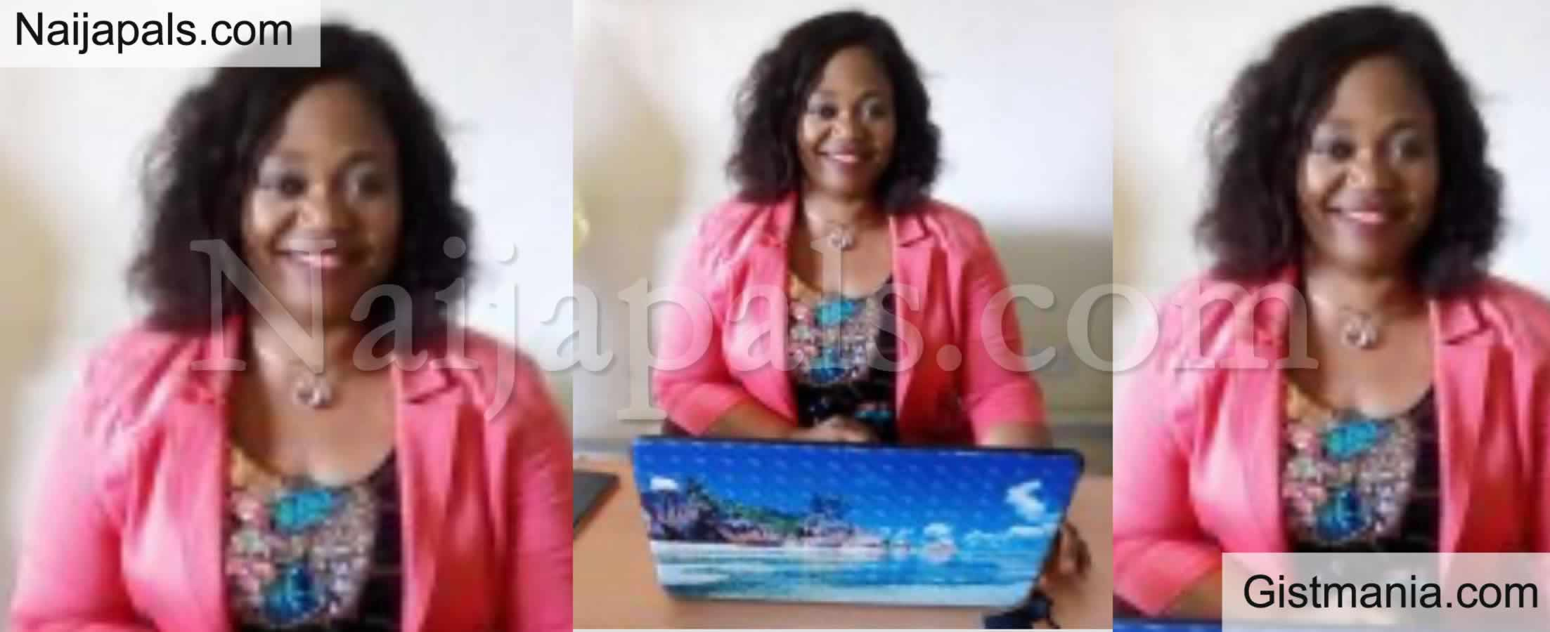 <img alt='.' class='lazyload' data-src='https://img.gistmania.com/emot/shocked.gif' /> <b>Anambra Lecturer, Prof. Silvia Okonkwo Abducted By Masked Gunmen</b>