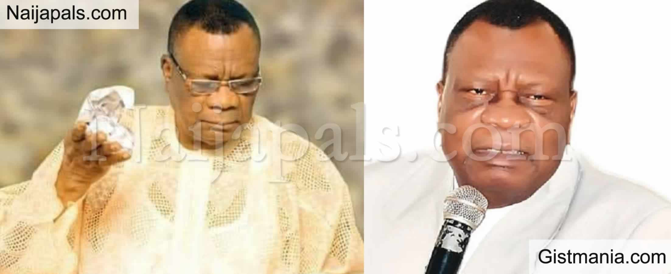<img alt='.' class='lazyload' data-src='https://img.gistmania.com/emot/comment.gif' /> <b>CAC Leader, Prophet SK Abiara, Hale And Hearty, Family Debunks Death Rumour</b>