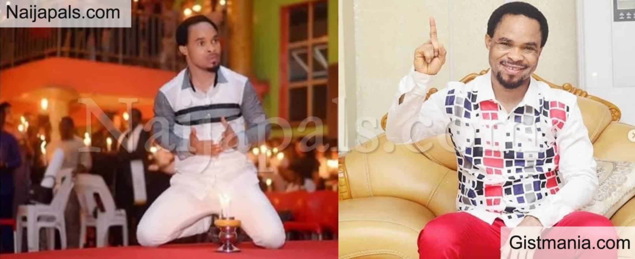 <img alt='.' class='lazyload' data-src='https://img.gistmania.com/emot/comment.gif' /> <b>Prophet Odumeje Declares That He is Not Like Other So-Called Fake Prophets</b>