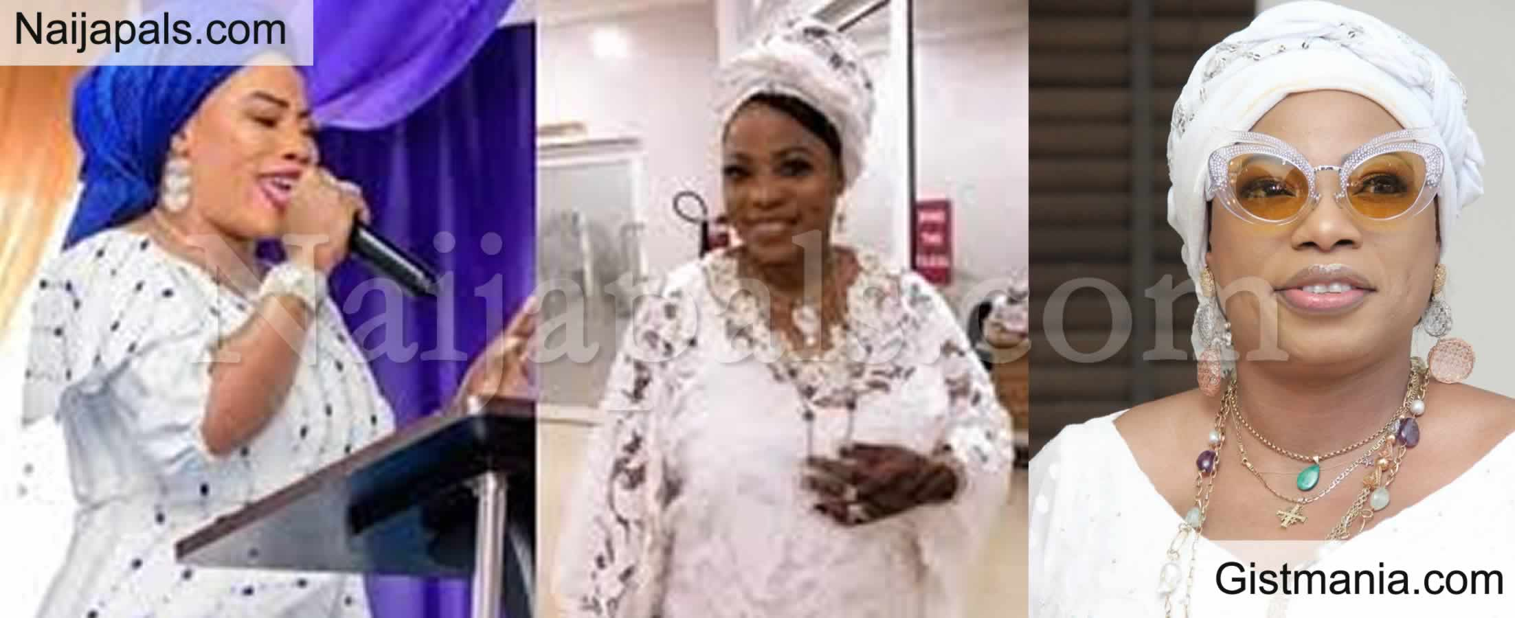 <img alt='.' class='lazyload' data-src='https://img.gistmania.com/emot/comment.gif' /> <b>Prophetess Mary Olubori Under Fire For Allegedly Selling Her Saliva To Her Members For N550,000</b>