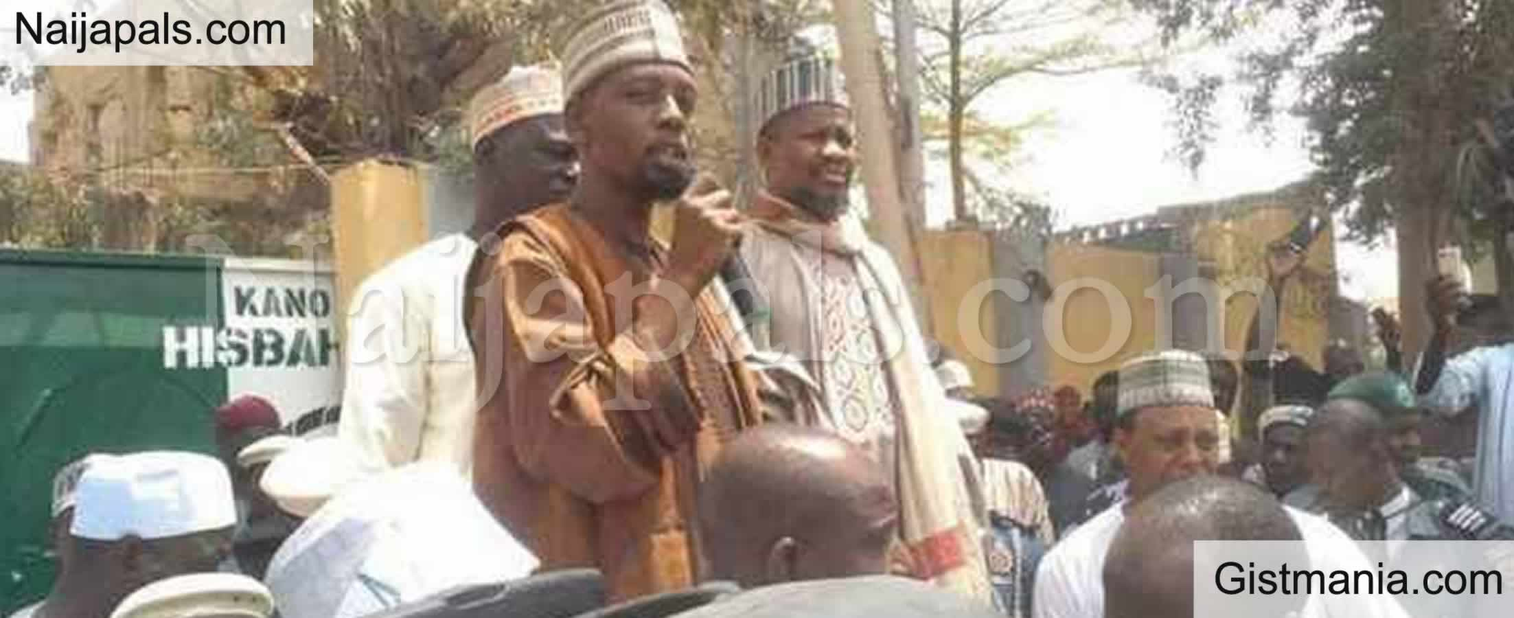 <img alt='.' class='lazyload' data-src='https://img.gistmania.com/emot/comment.gif' /> <b>Kano Court Sentences Singer, Yahaya Aminu Sharif To Death For Blasphemy</b>