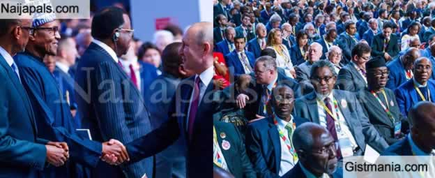 Image result for africans leaders in russia