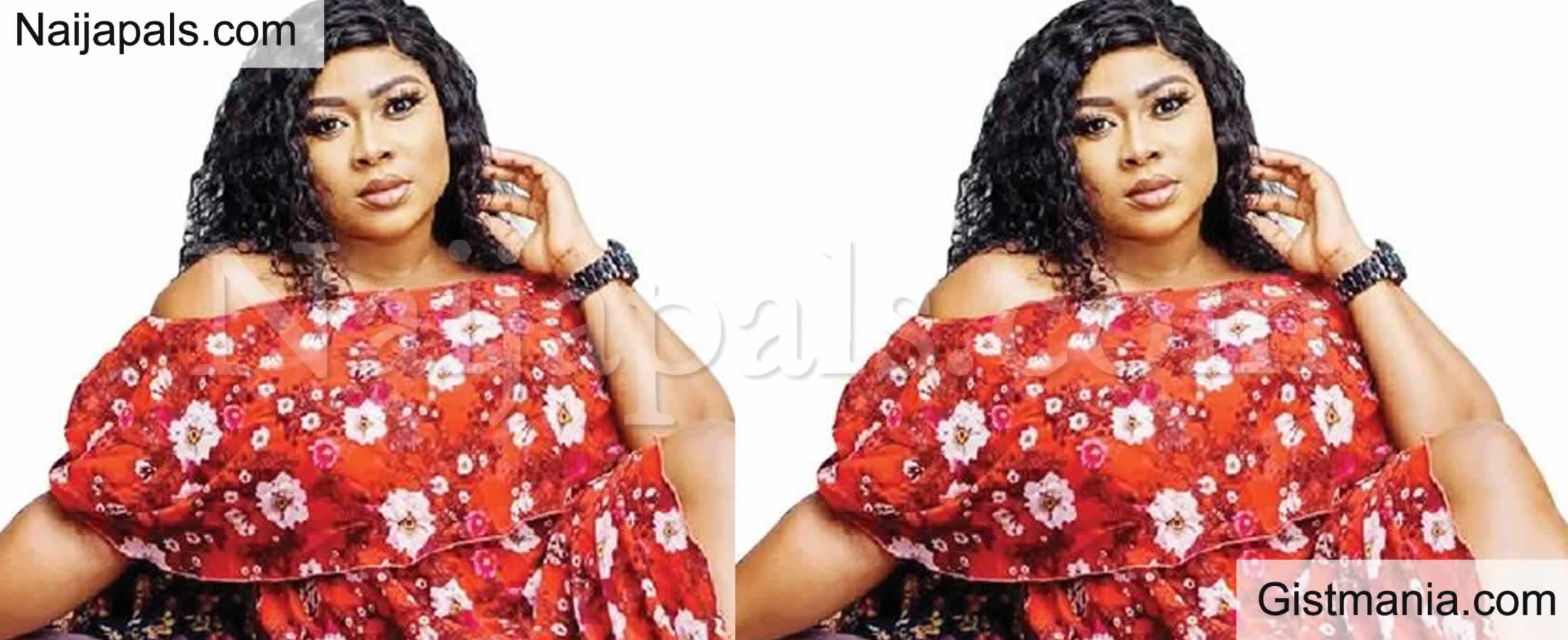 <img alt='.' class='lazyload' data-src='https://img.gistmania.com/emot/comment.gif' /> <b>I Felt Fiddly Kissing A Friend's Husband In Movie – Nollywood Actress, Queeneth Agbor Discloses</b>