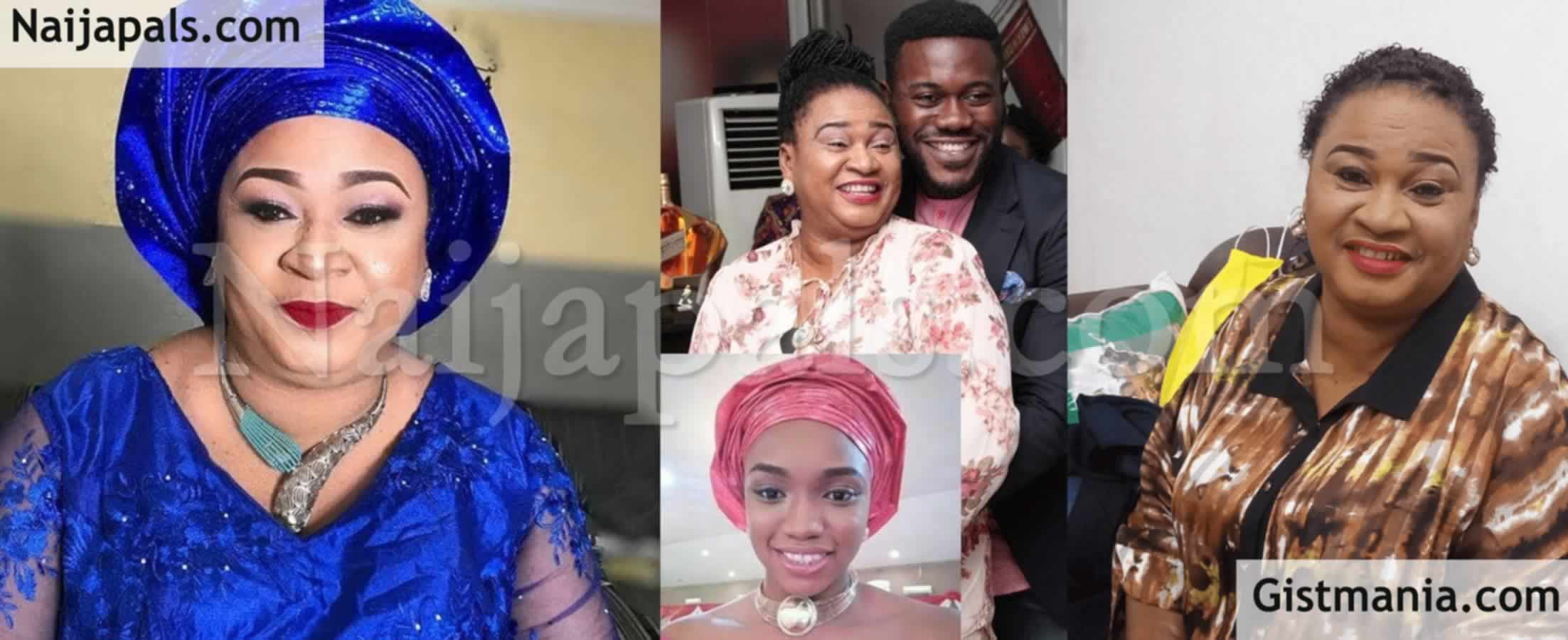 "<img alt='.' class='lazyload' data-src='https://img.gistmania.com/emot/smh.gif' /><b> ""I Regret Not Fighting For My Marriage""</b> – Veteran Actress, Rachael Oniga Laments"