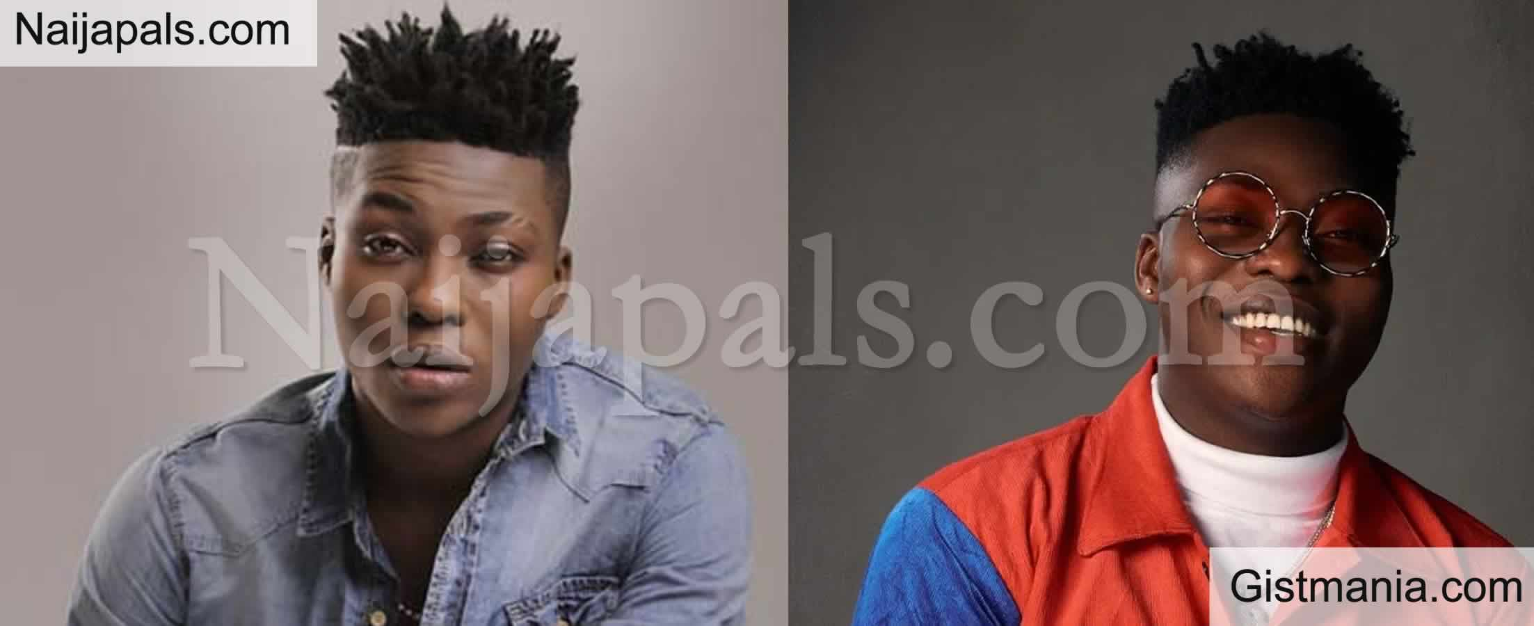 <img alt='.' class='lazyload' data-src='https://img.gistmania.com/emot/comment.gif' /> <b>My Girlfriend Stabbed My Cook For Cooking For Me</b> - Nigeran Artist Reekado Banks Reveals