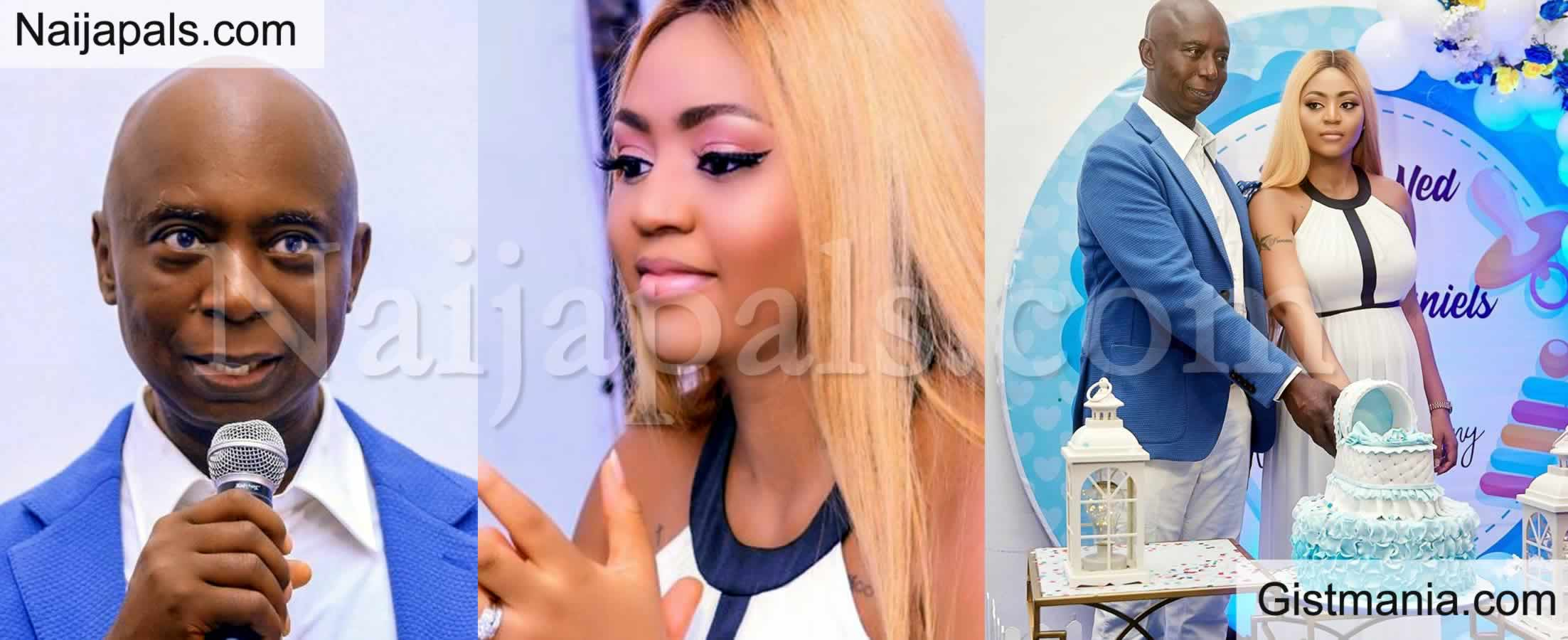 "<img alt='.' class='lazyload' data-src='https://img.gistmania.com/emot/comment.gif' /> <b>""I Married Regina Daniels And My Other Wives As Virgins""</b> – Billionaire, Ned Nwoko"