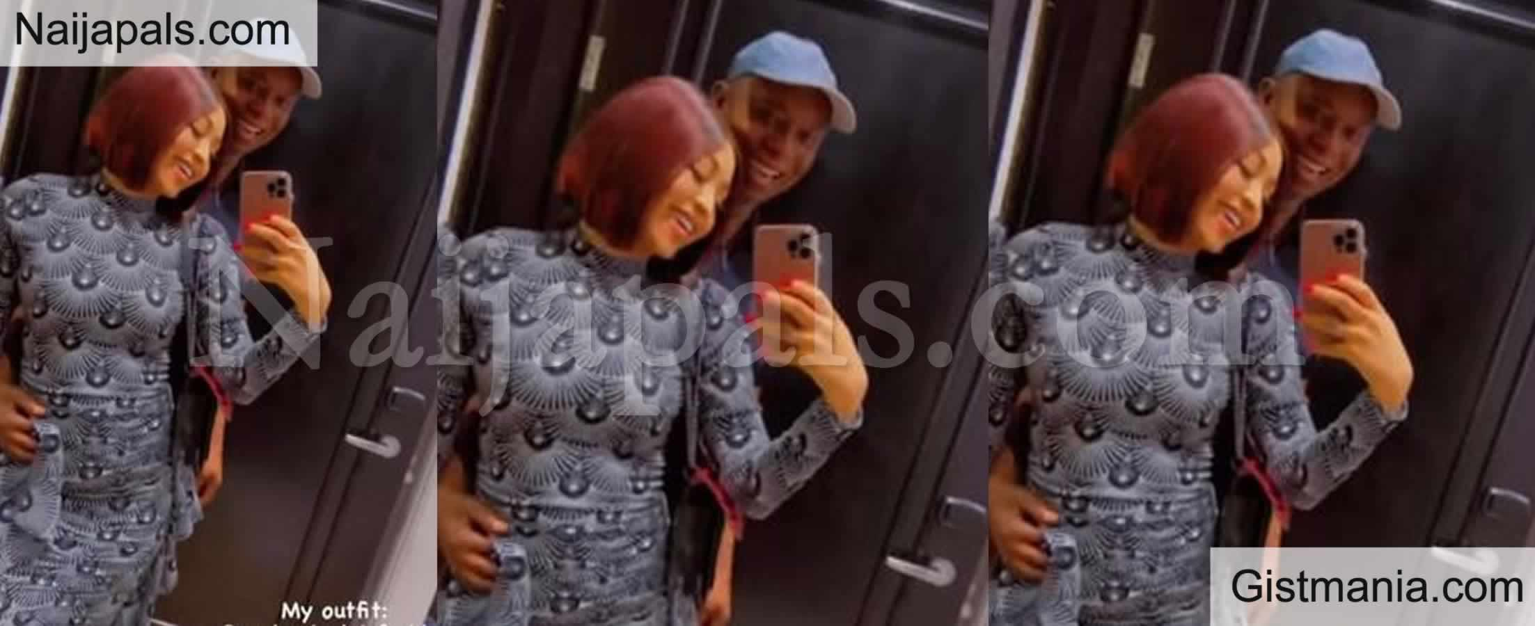 <img alt='.' class='lazyload' data-src='https://img.gistmania.com/emot/video.gif' /> <b>Regina Daniels Calls Her Husband, Ned a Womanizer After Spotting Him With Two Other Women</b>