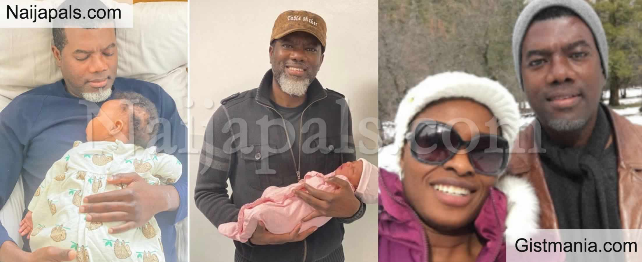 <img alt='.' class='lazyload' data-src='https://img.gistmania.com/emot/comment.gif' /> <b>Former Presidential Aide, Reno Omokri Allegedly Dumps Wife, Welcomes Child With Lover</b>