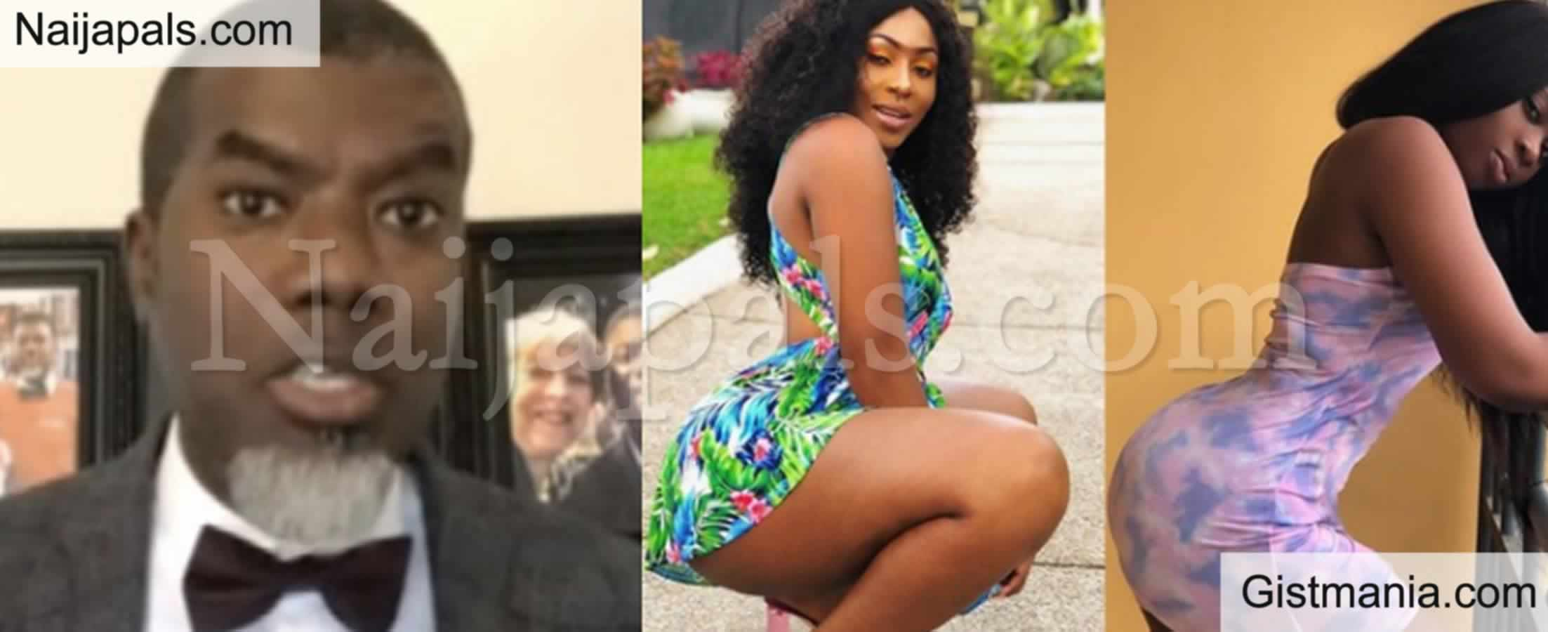 <img alt='.' class='lazyload' data-src='https://img.gistmania.com/emot/thumbs_up.gif' /> <b>Reno Omokri Urges Men To Stick To One Woman, Says Too Much Of Women Can Destroy</b>