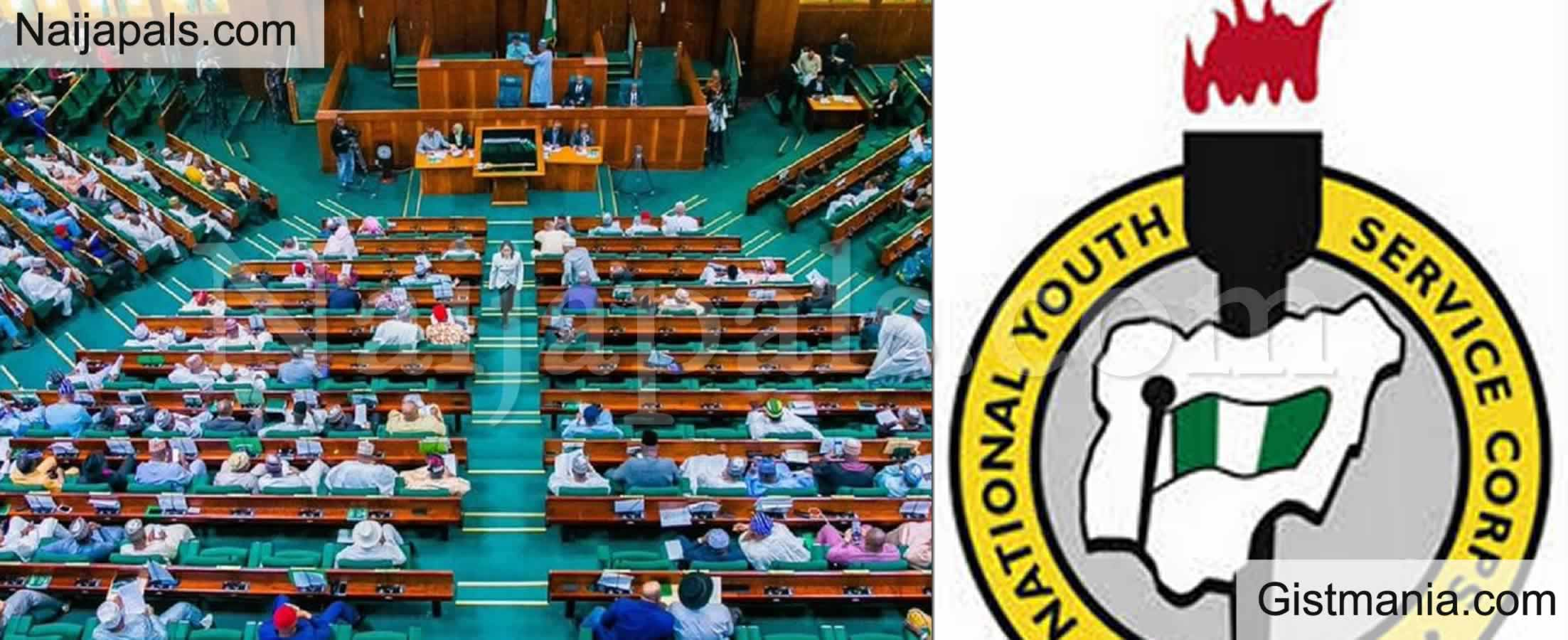 <img alt='.' class='lazyload' data-src='https://img.gistmania.com/emot/news.gif' /><b>House Of Reps To Investigate NYSC's Kidnapping Tips, Security Pamphlet</b>