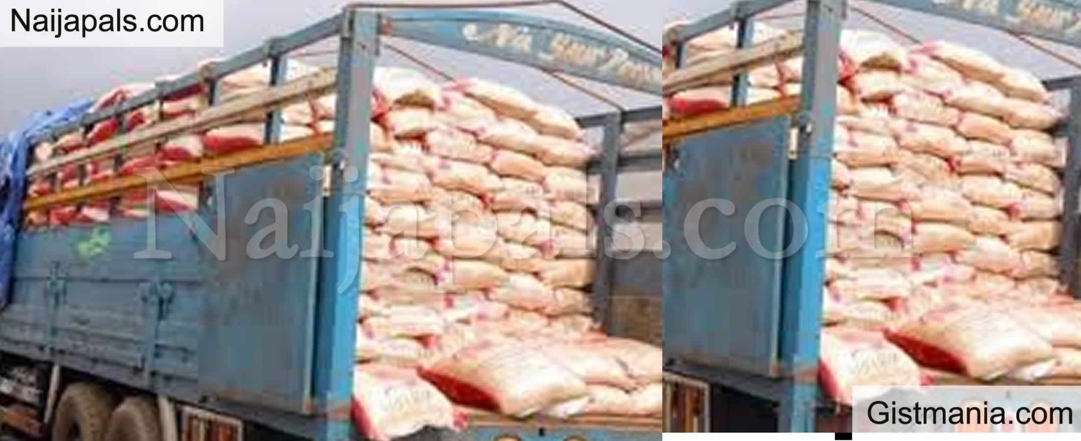 <img alt='.' class='lazyload' data-src='https://img.gistmania.com/emot/shocked.gif' /> <b>Tons Of Foreign Rice Flood Nigeria Weeks After Borders Were Reopened</b>