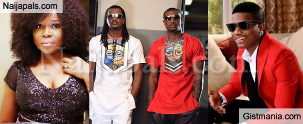 Check Out The Richest Male And Female Musicians In Nigeria