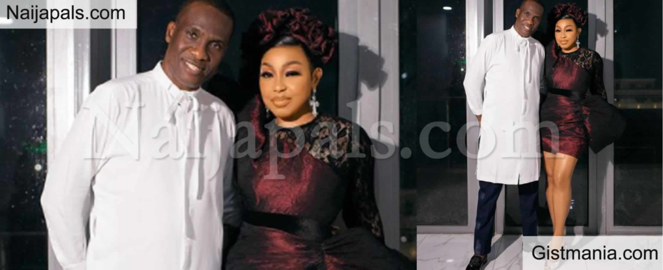 <img alt='.' class='lazyload' data-src='https://img.gistmania.com/emot/photo.png' /> Check Out Photo Of<b> Actress Rita Dominic And Her Man, Fidelis Anosike,</b> Publisher of Daily Times