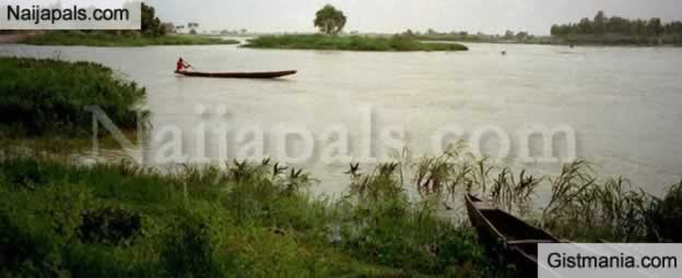 Man Throws His 4 Months Old Son Into Niger River Because