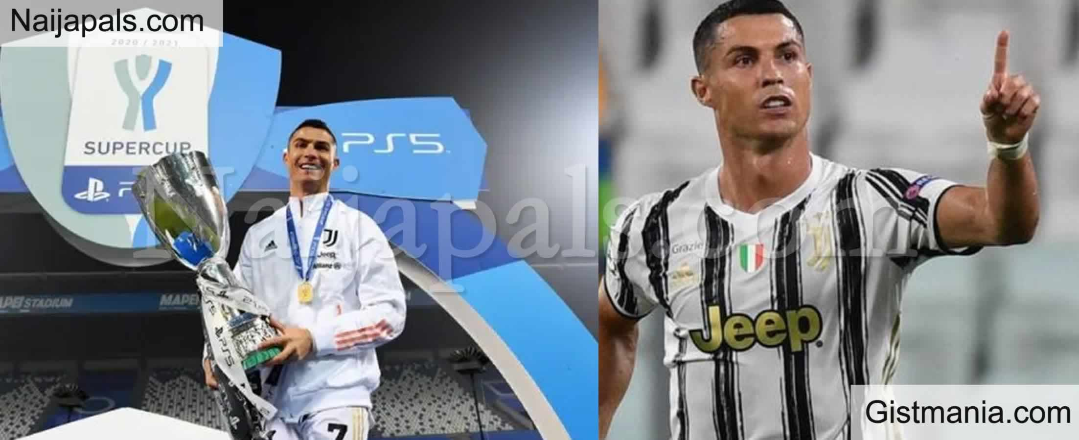 <img alt='.' class='lazyload' data-src='https://img.gistmania.com/emot/soccer.gif' /> <b>Cristiano Ronaldo Becomes Highest Goalscorer In Football History, Lift 4th Title At Juventus</b>