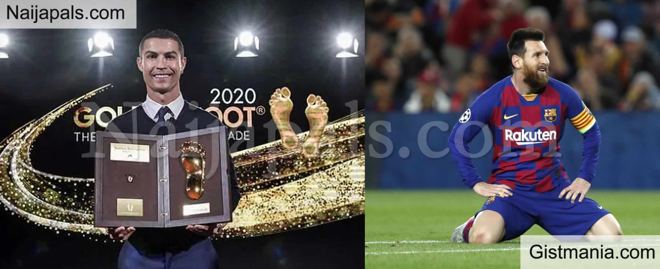 <img alt='.' class='lazyload' data-src='https://img.gistmania.com/emot/soccer.gif' /> <b>Ronaldo, Messi Eternal Rivalry Ignited As Juventus Confirm Barca Friendly</b>