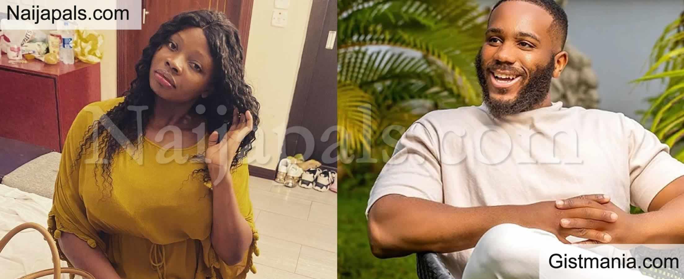 <img alt='.' class='lazyload' data-src='https://img.gistmania.com/emot/video.gif' /> VIDEO: <b>Busty Nigerian Lady Expresses Love For #BBNaija's Kiddwaya in The Weirdest of Ways</b>