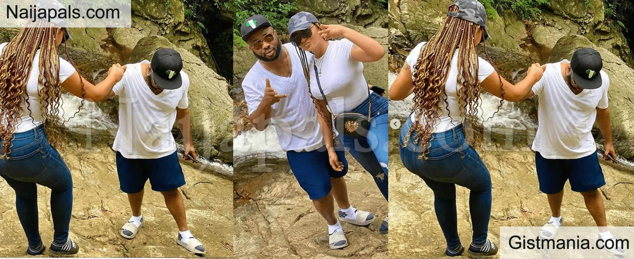 <img alt='.' class='lazyload' data-src='https://img.gistmania.com/emot/video.gif' /> VIDEO: <b>Olakunle Churchill and His Wife, Rosy Meurer Step Out Together For The First Time</b>