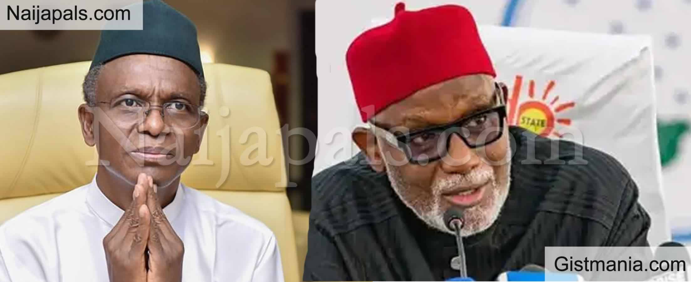 <img alt='.' class='lazyload' data-src='https://img.gistmania.com/emot/comment.gif' /> <b>Anti-Open Grazing Law Has Come To Stay - Ondo State Governor Akeredolu Replies El-Rufai</b>