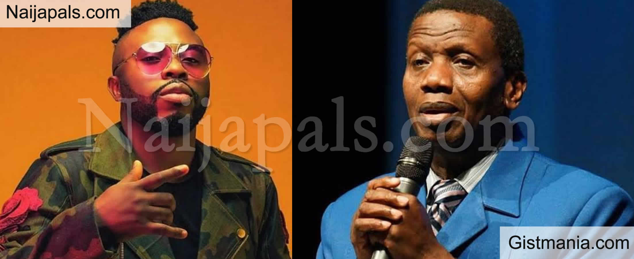 <img alt='.' class='lazyload' data-src='https://img.gistmania.com/emot/comment.gif' /> <b>Music Producer, Samklef Calls Out Pastor Adeboye For Declaring 30 Days Fasting For Nigeria</b>