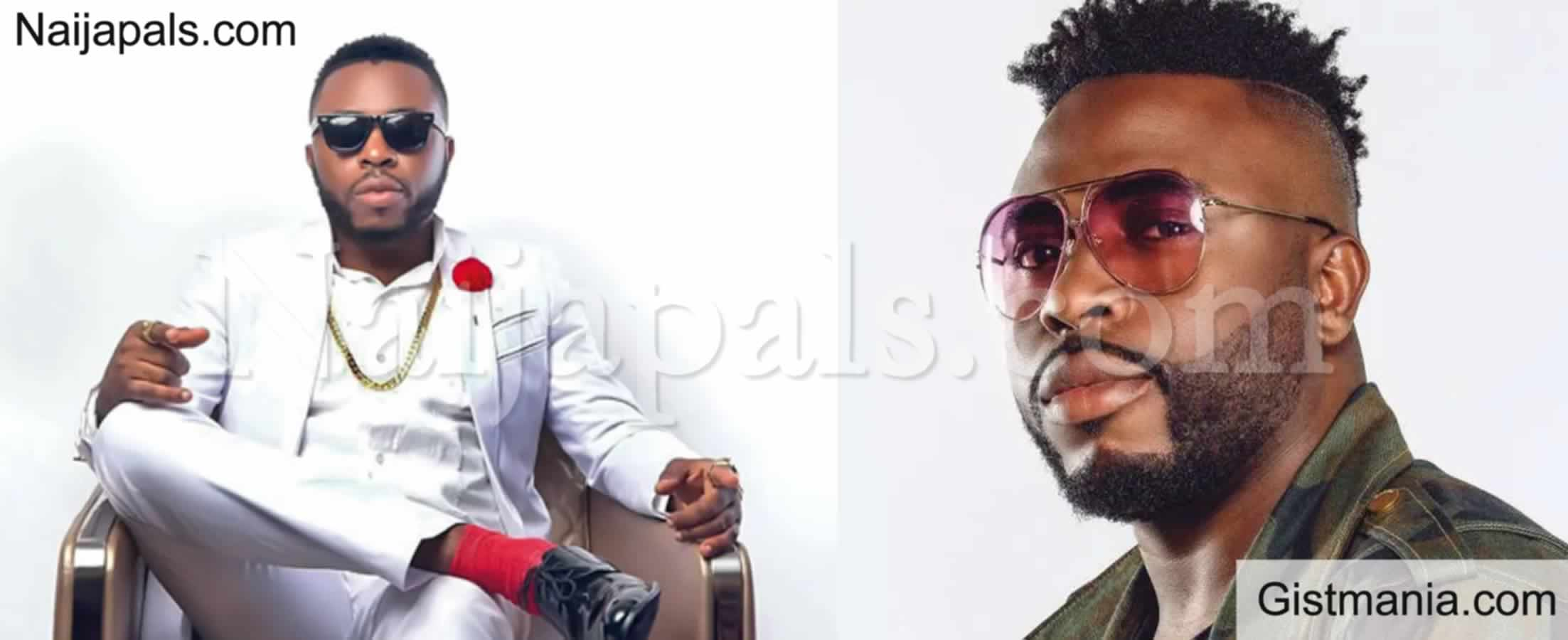 "<img alt='.' class='lazyload' data-src='https://img.gistmania.com/emot/comment.gif' /><b> ""I'm One Of The Reason Why Afrobeats Is International Today"" -Nigerian Artiste, Samklef Claims</b>"
