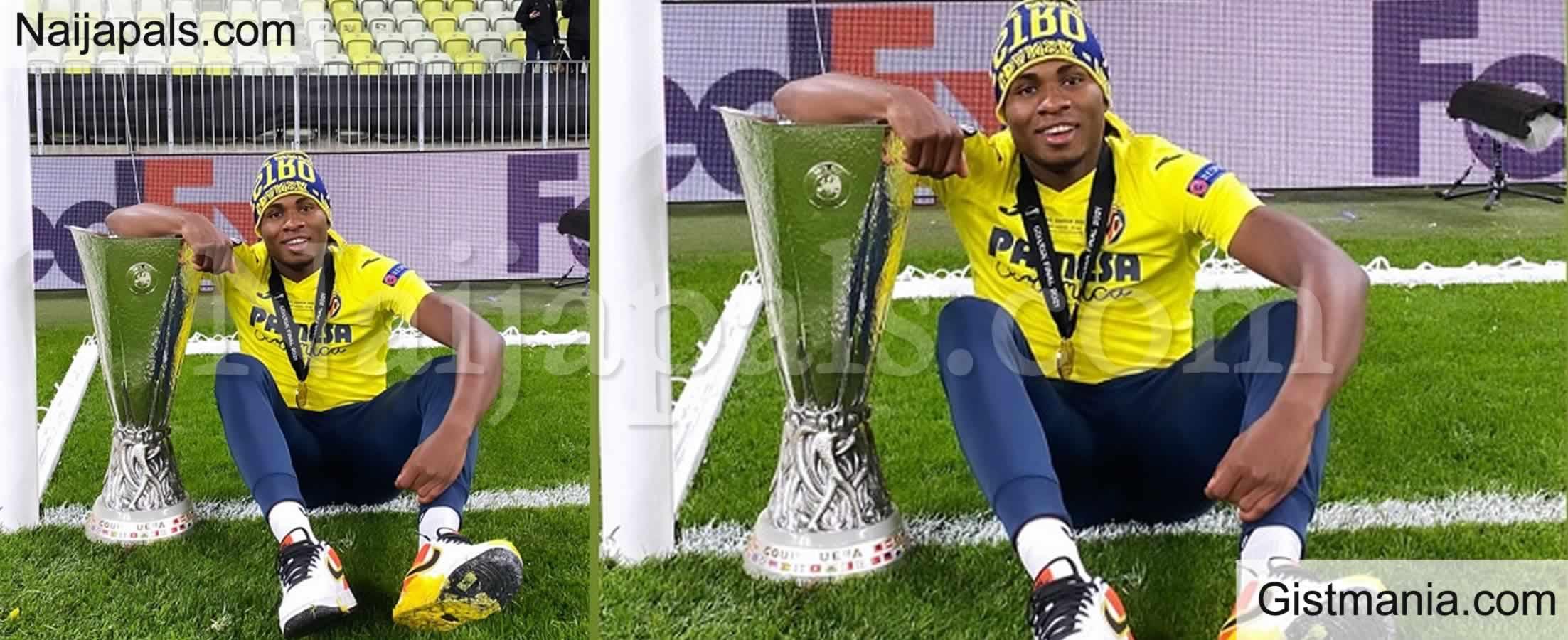 <img alt='.' class='lazyload' data-src='https://img.gistmania.com/emot/soccer.gif' /><img alt='.' class='lazyload' data-src='https://img.gistmania.com/emot/news.gif' /> <b>Nigeria International Samuel Chukwueze Sets To Join Iwobi At Everton</b>