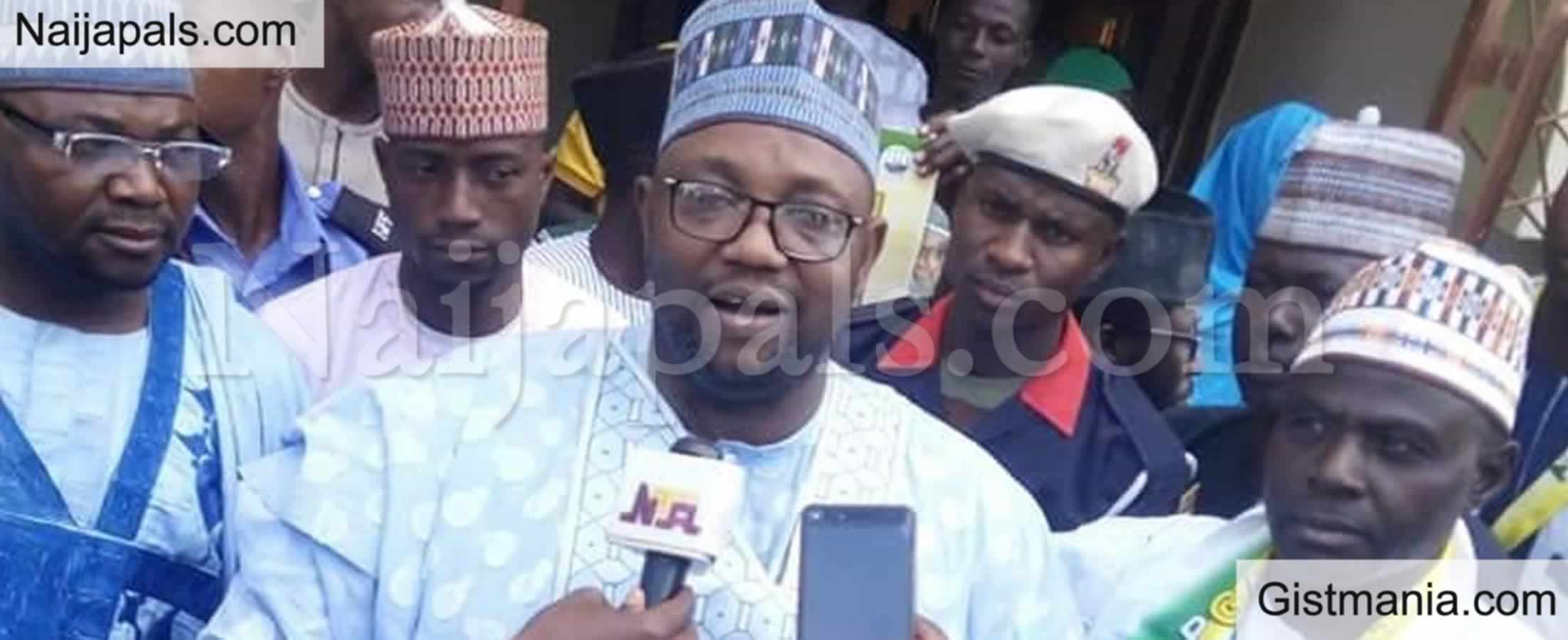 <img alt='.' class='lazyload' data-src='https://img.gistmania.com/emot/news.gif' /> <b>Zamfara APC Members Offered Bandits N56m To Not Release The Abducted Girls</b> - Sani Shinkafi