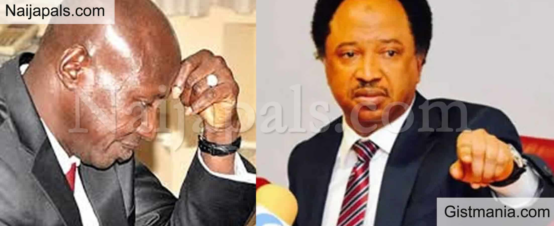 <img alt='.' class='lazyload' data-src='https://img.gistmania.com/emot/comment.gif' /> <b>Ex Senator, Shehu Sani Condemns Magu For Sleeping In Mosque, Says He Should Go Back To Cell</b>