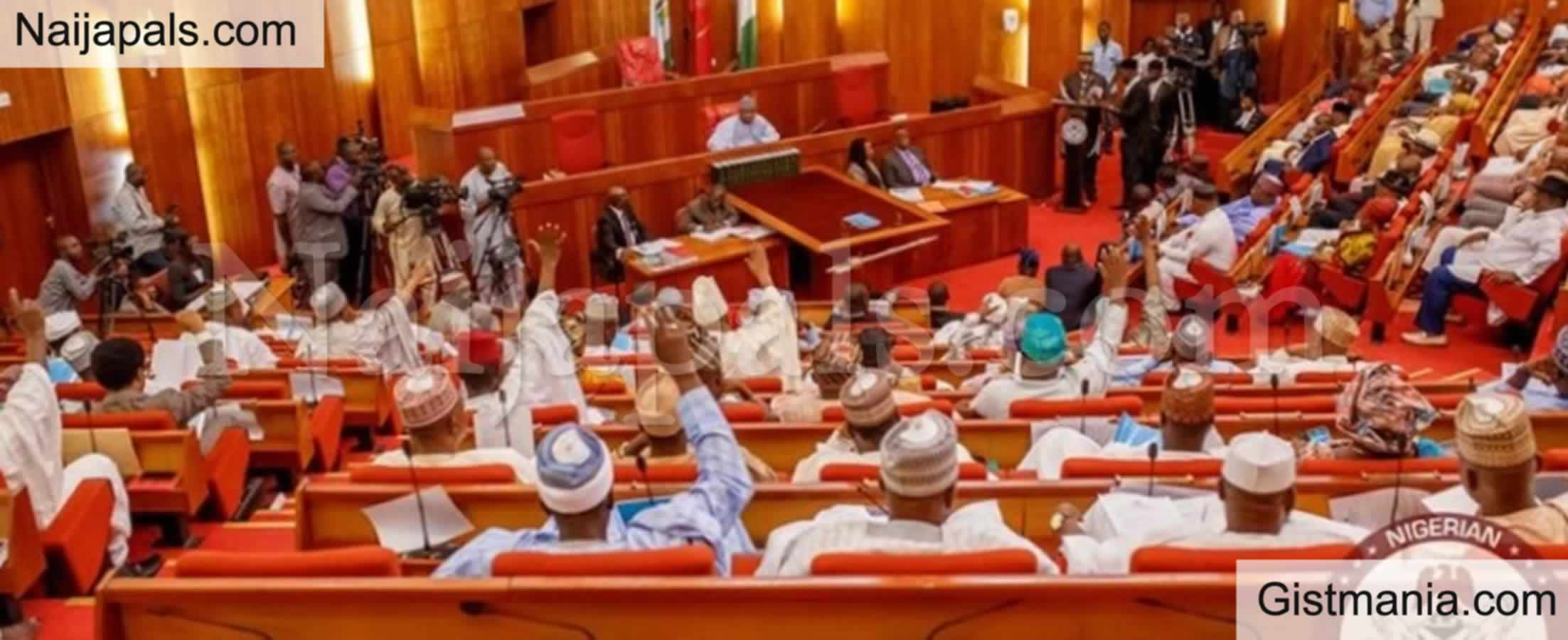 <img alt='.' class='lazyload' data-src='https://img.gistmania.com/emot/news.gif' /> <b>Senate Approves N11.35bn For Nigeria Police Trust Fund</b>