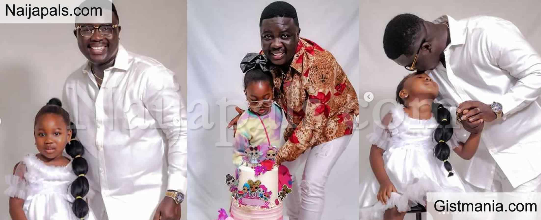 <img alt='.' class='lazyload' data-src='https://img.gistmania.com/emot/photo.png' /> Photos: <b>Seyi Law Celebrates Daughter As She Clocks 4</b>