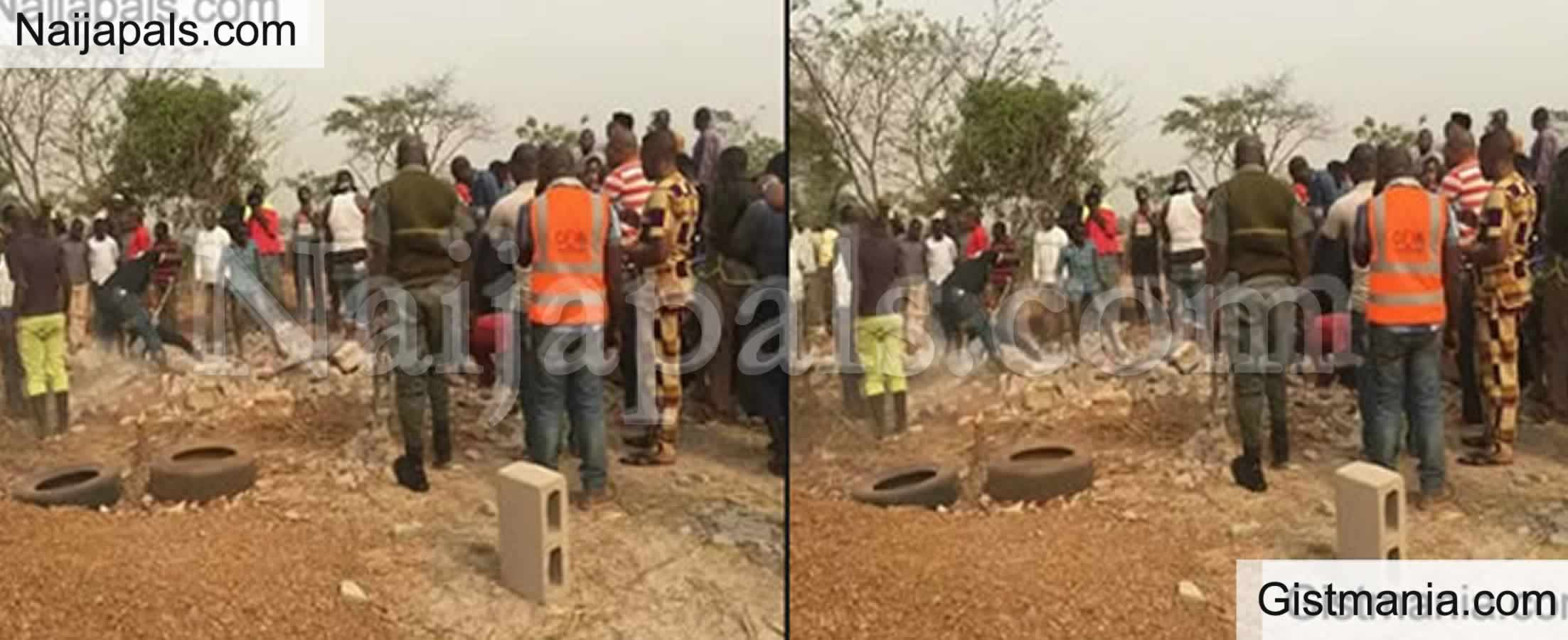 <img alt='.' class='lazyload' data-src='https://img.gistmania.com/emot/shocked.gif' /> <b>General Overseer Beats Wife to Death Buries Her in Shallow Grave in Akwa Ibom</b>