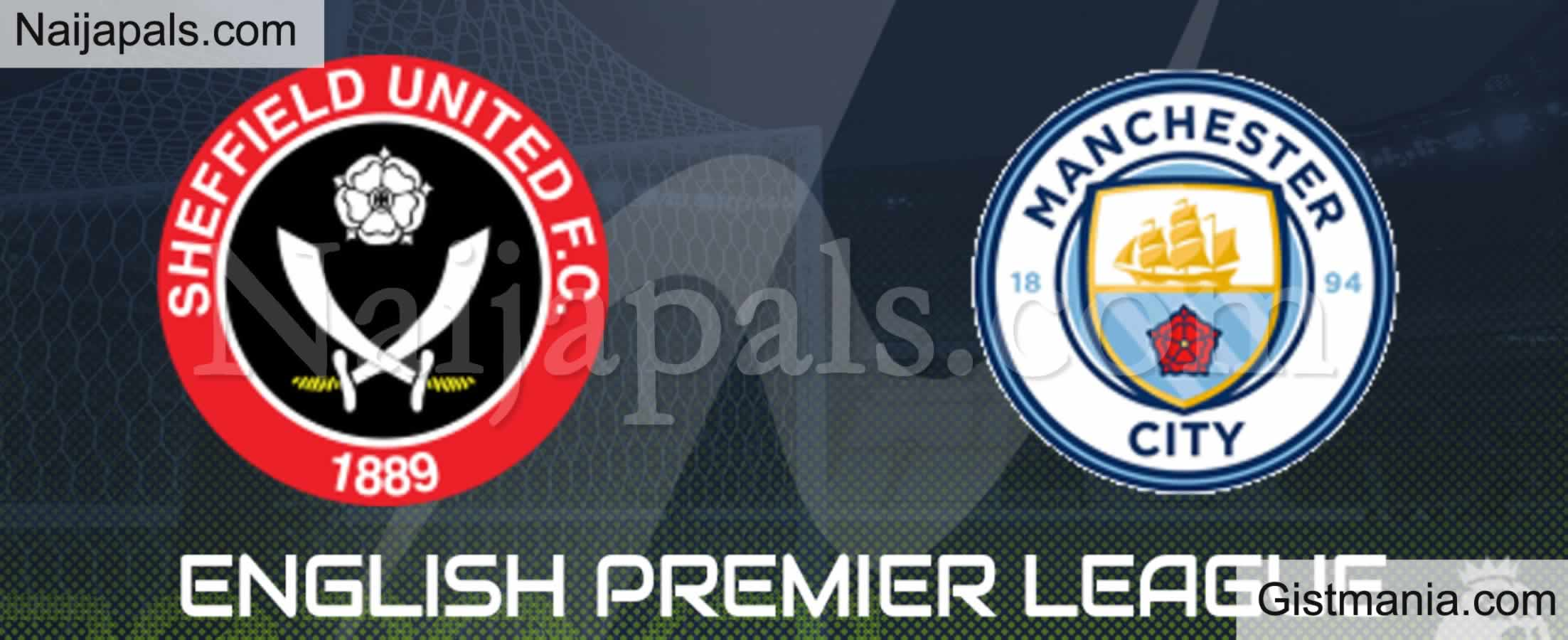 <img alt='.' class='lazyload' data-src='https://img.gistmania.com/emot/soccer.gif' /> <b>Sheffield U v Manchester City : English Premier League Match, Team News, Goal Scorers and Stats</b>