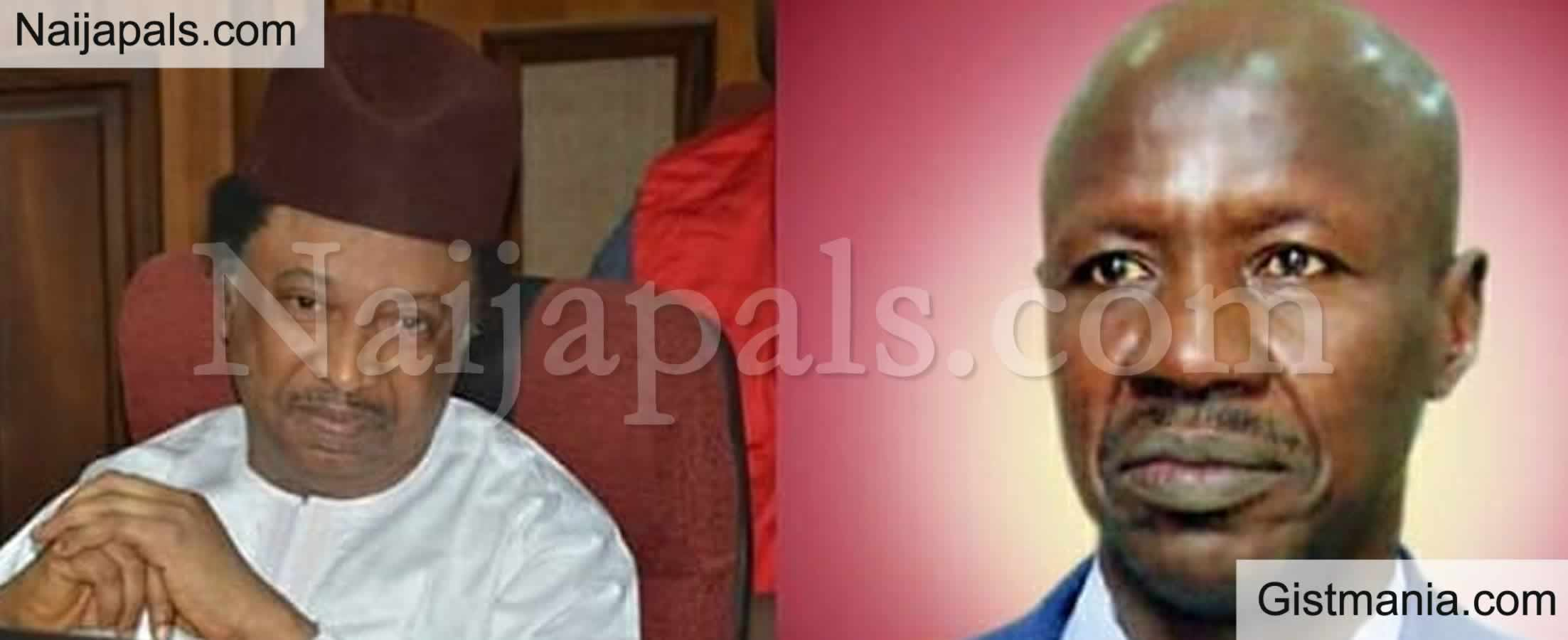 "<img alt='.' class='lazyload' data-src='https://img.gistmania.com/emot/news.gif' /> <b>""EFCC Operated By Cult Called Magu Boys Or Chairman Squad"" – Shehu Sani Reveals</b>"