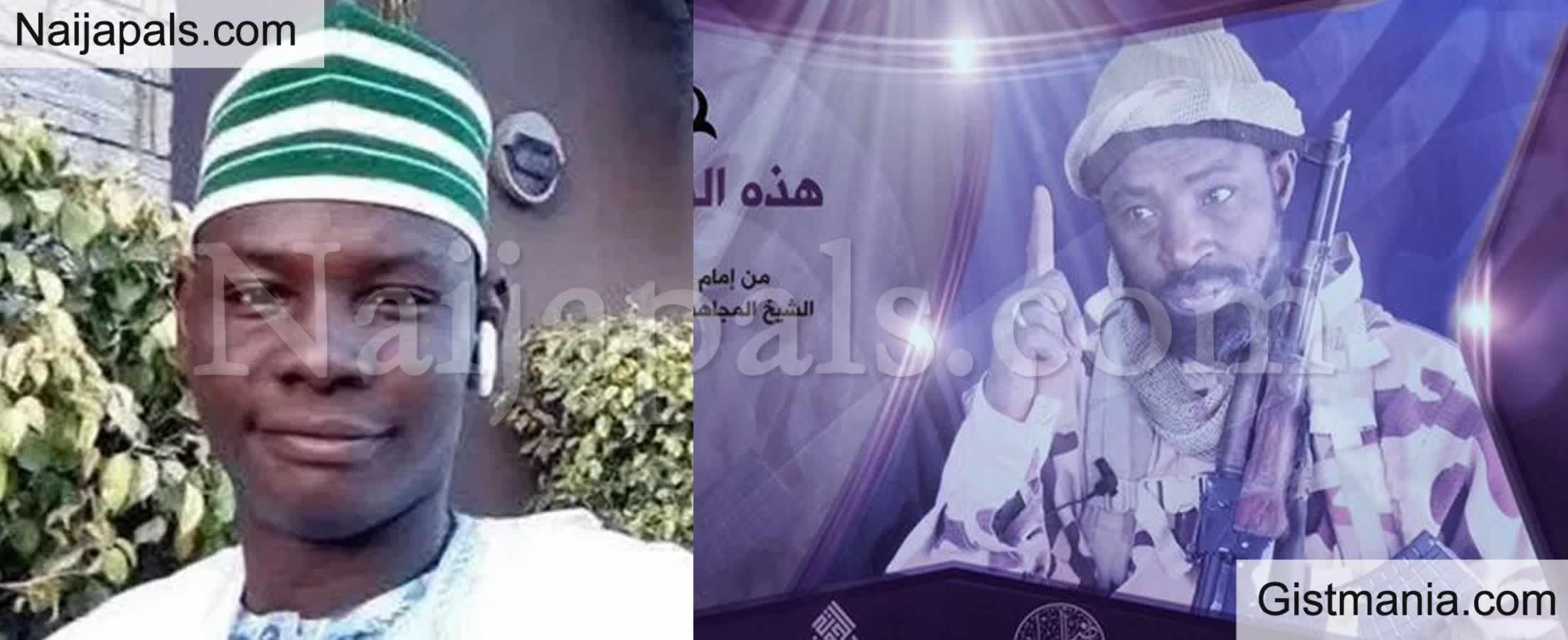 <img alt='.' class='lazyload' data-src='https://img.gistmania.com/emot/comment.gif' /> Boko Haram Leader,<b> Abubakar Shekau Condemns Death Sentence on Kano Musician in New Audio</b>