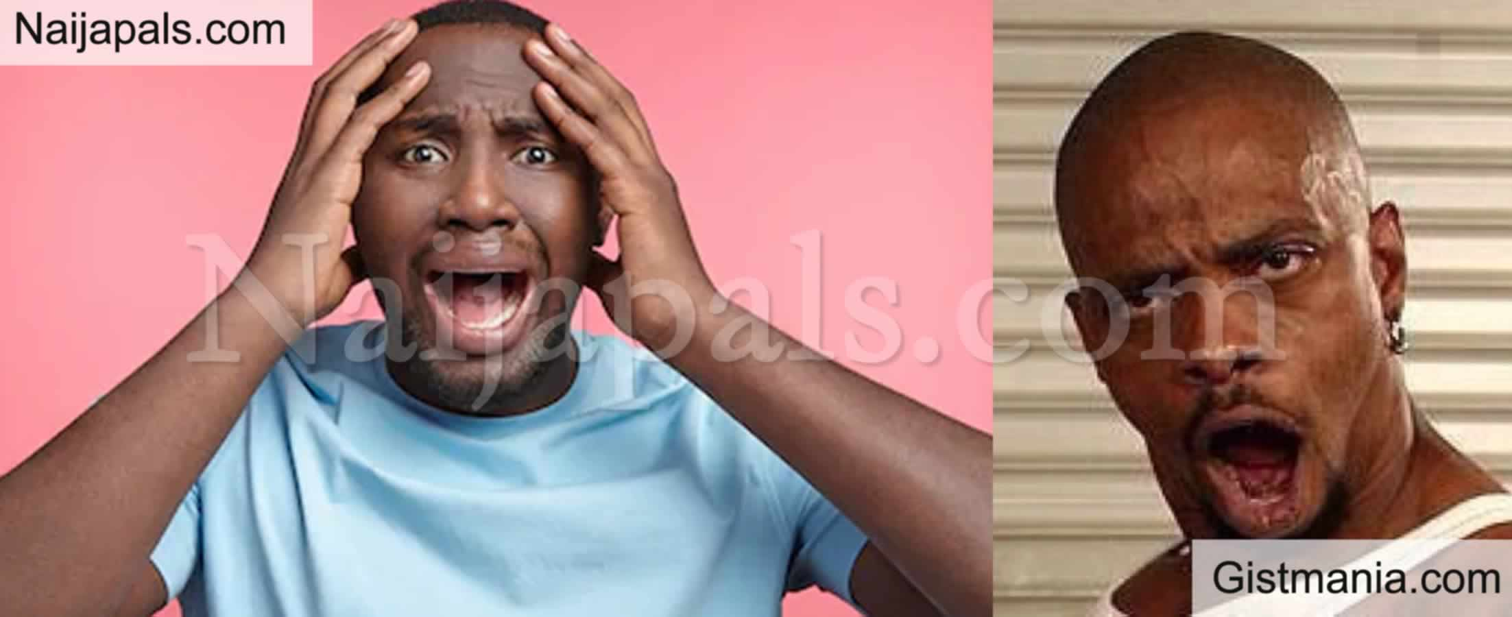 <img alt='.' class='lazyload' data-src='https://img.gistmania.com/emot/laugh.gif' /> <b>Nigerian Man Whose Income Is N120K Laments After He Borrows N800k To Organize A Lavish Wedding</b>